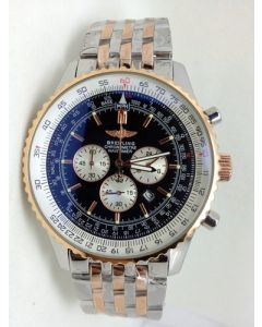 Breitling Navitimer 46mm Gold With Steel