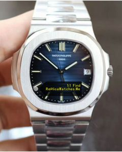 Patek Philippe Nautilus 5711/1A 010 Steel Blue Face