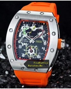 Richard Mille RM 036 Orange Version 0319