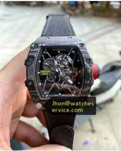 Latest Version RM 35-01 Rafa Carbon Fiber VR 02B