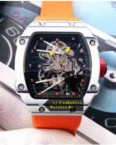 Richard Mille RM 27-02 Orange Rafael Nadal Sport Watch