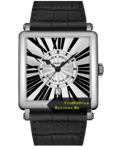 Franck Muller Mens Collection Square 6000 H SC DT R