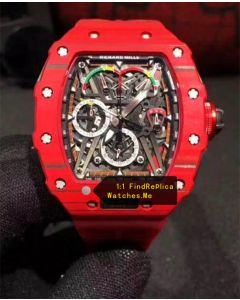 Richard Mille RM 50-03 McLaren F1 All Red