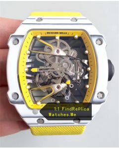 Richard Mille RM 27-02 Yellow Sport Watch