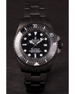 Rolex Sea Dweller 43mm Black Steel