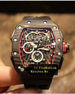 Richard Mille RM 50-03 McLaren F1 Black From JJ-Factory