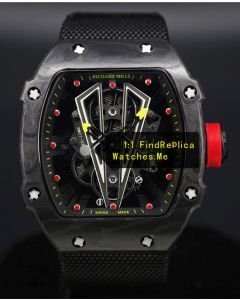 Richard Mille RM 27-03 All Black TPT Quartz Fiber Watch
