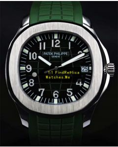 Patek Philippe Aquanaut 5167R 40MM Green Watch