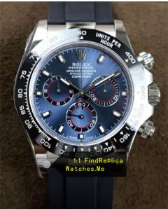 Rolex Daytona 116509 Sea Blue Face With Black Ceramic Bezel