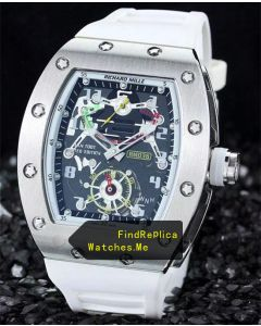 Richard Mille RM 036 White Version 06T