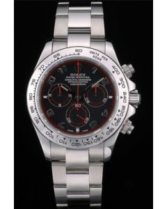 Rolex Daytona Red Circle 116509 Steel