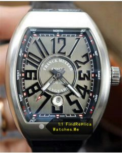 Franck Muller Vanguard V45 Gray Face