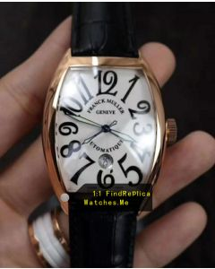 Franck Muller Automatique Rose Gold Bezel