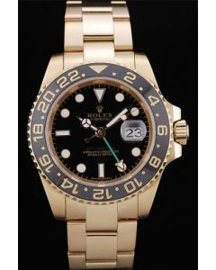 Rolex GMT Master Rose Gold 0326