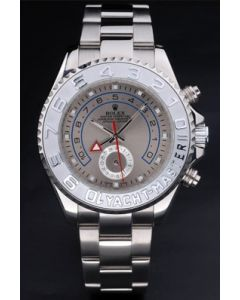 Rolex Yacht-Master 44mm Gray Dial