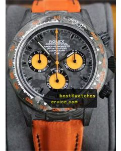 AR Rolex Daytona Carbon Fiber Orange