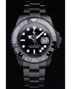 Rolex Gmt-Master Black Steel B08