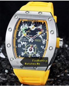 Richard Mille RM 036 Yellow Version Ye058