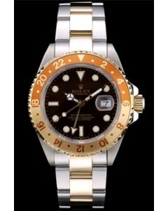 Rolex Gmt-Master Orange Bezel 1603